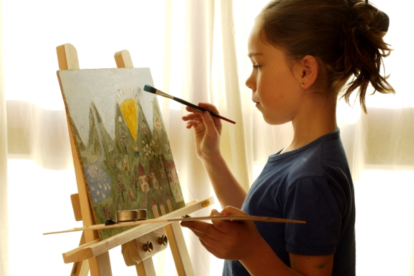 Hands-on Artist Study: Making Reproductions - The End In Mind