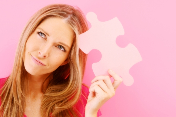 woman-pink-puzzle