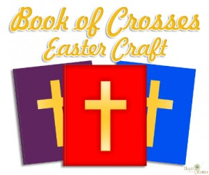 """A Book of Crosses"" Easter Craft"