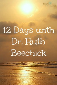 Worldviews to Match the Bible – 12 Days with Dr. Ruth Beechick