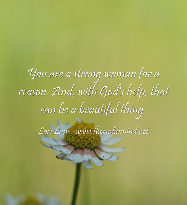 You-are-a-strong-woman
