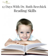 12 Days With Dr. Ruth Beechick – Reading Skills