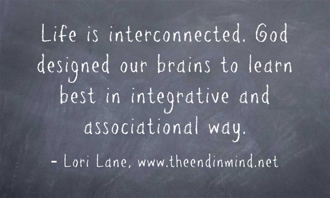 The Power of Integrated Learning – The End in Mind Podcast, Season One, Episode Three