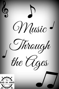 music through the ages