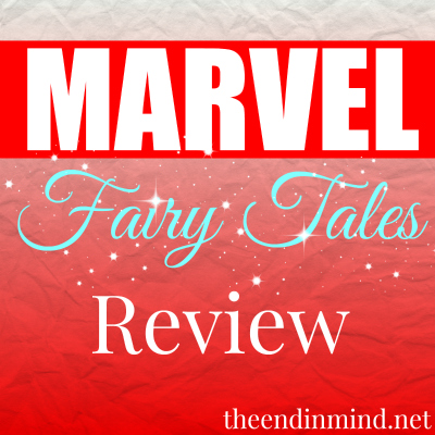 "Review of ""Marvel Fairy Tales"" by C.B. Cebulski"
