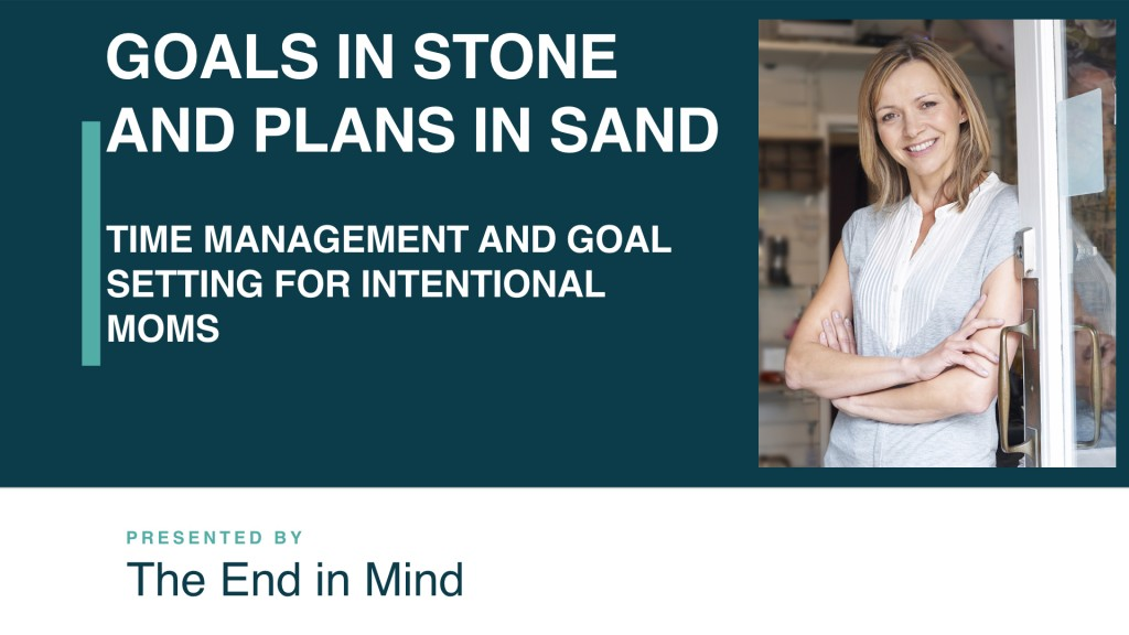 Time Management for Intentional Moms.001