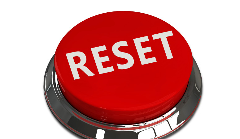 Press the Homeschool Reset Button